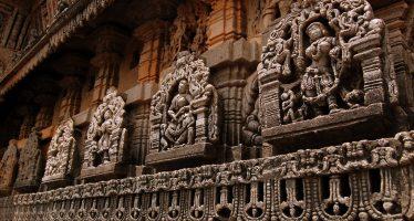 belur au Karnataka