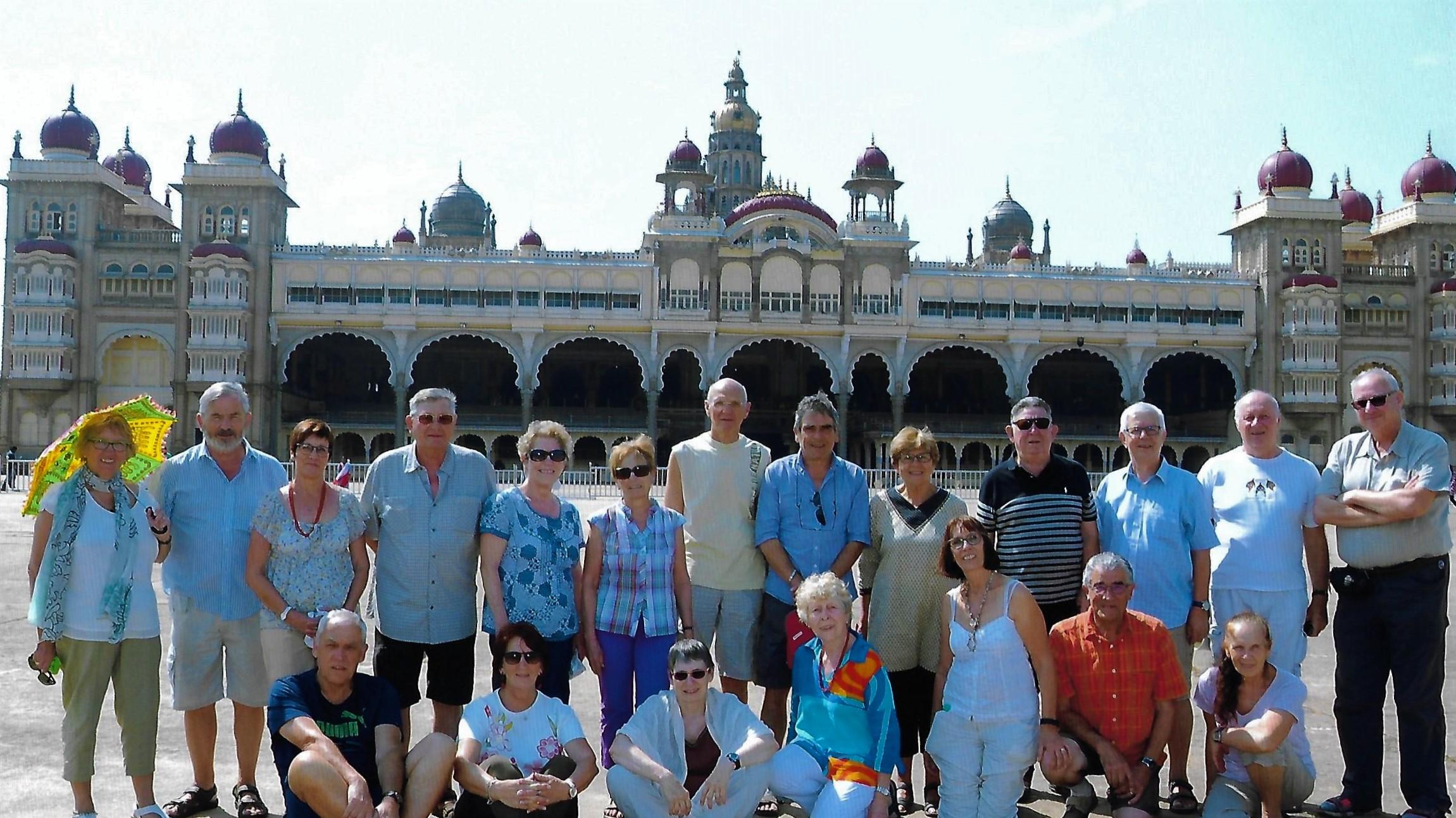 Voyage en Groupe en Inde