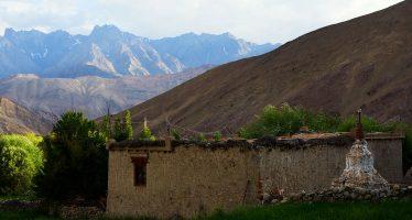 hemis-shukpachan Ladakh Inde