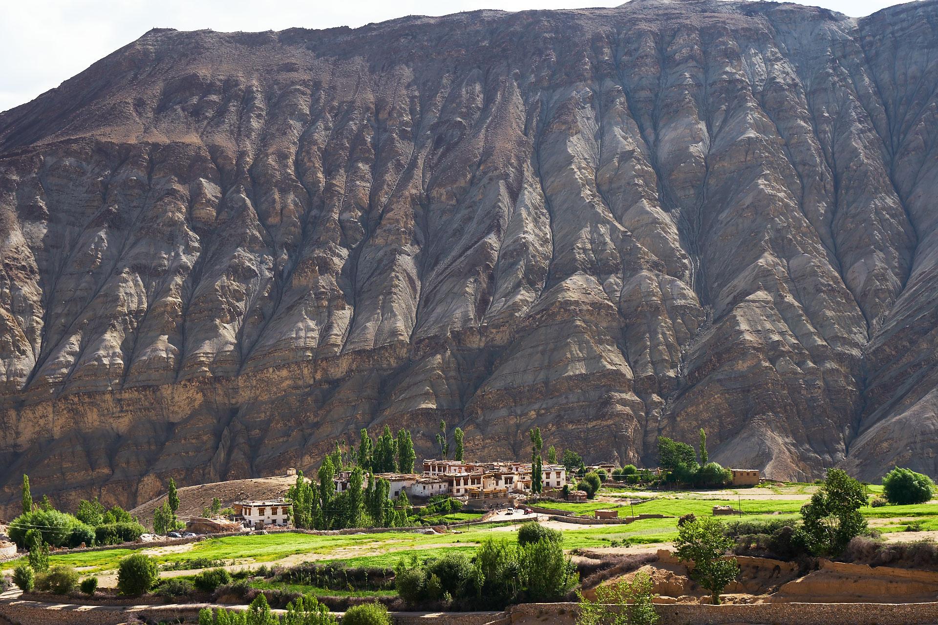 yangthan village Ladakh Inde