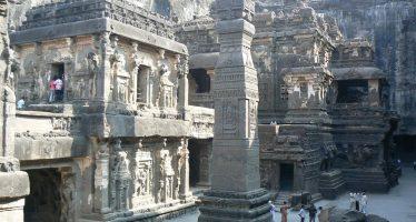Ellora Kailash temple