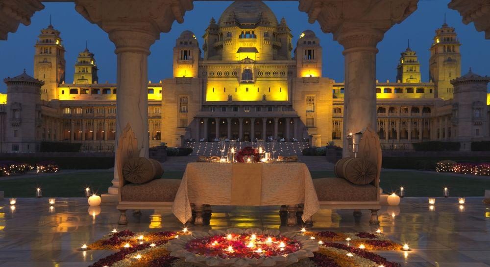Jodhpur Voyage-Taj-Umaid-Bhavan-Palace